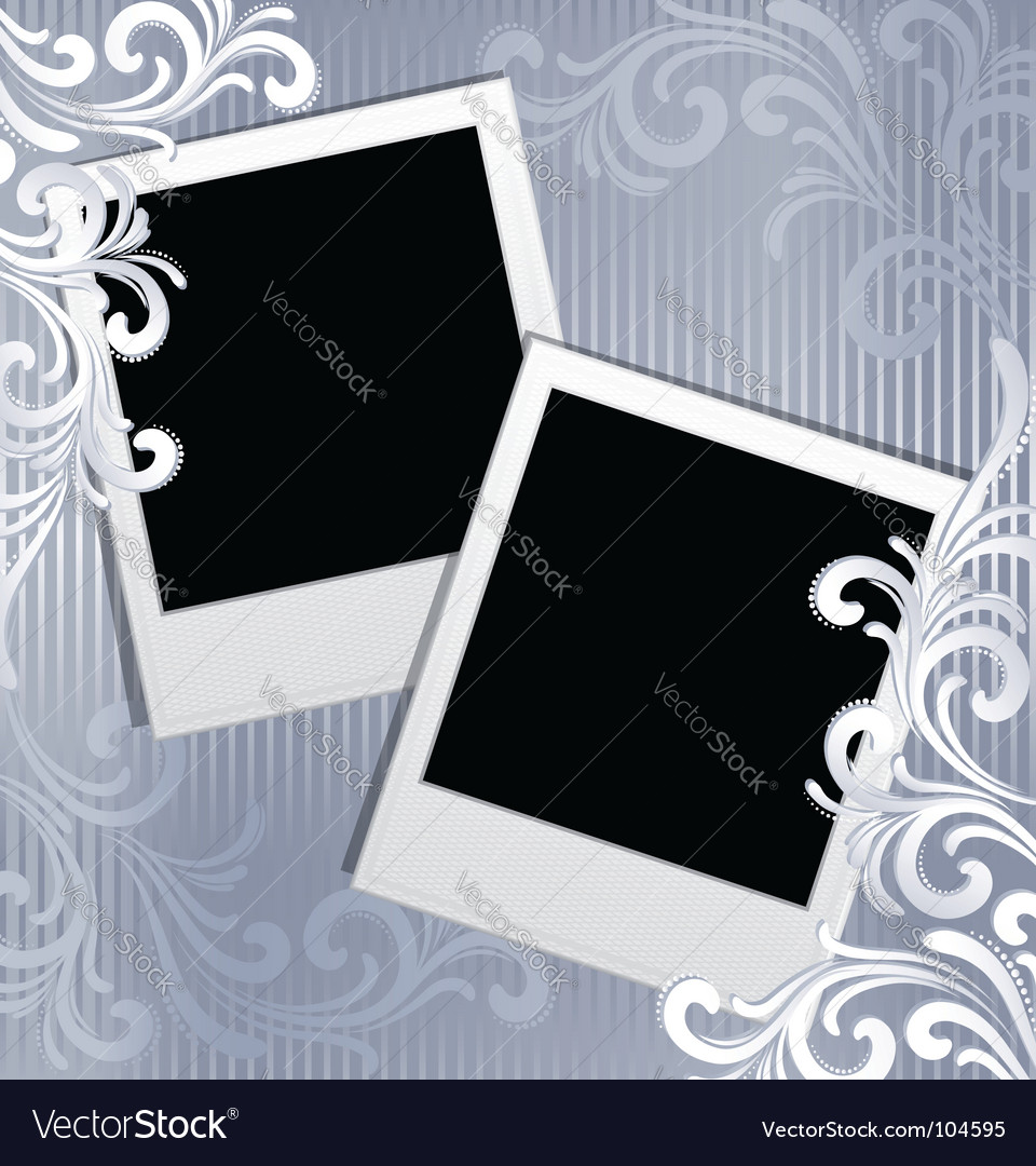 Scrapbook template vector   Price: 1 Credit (USD $1)