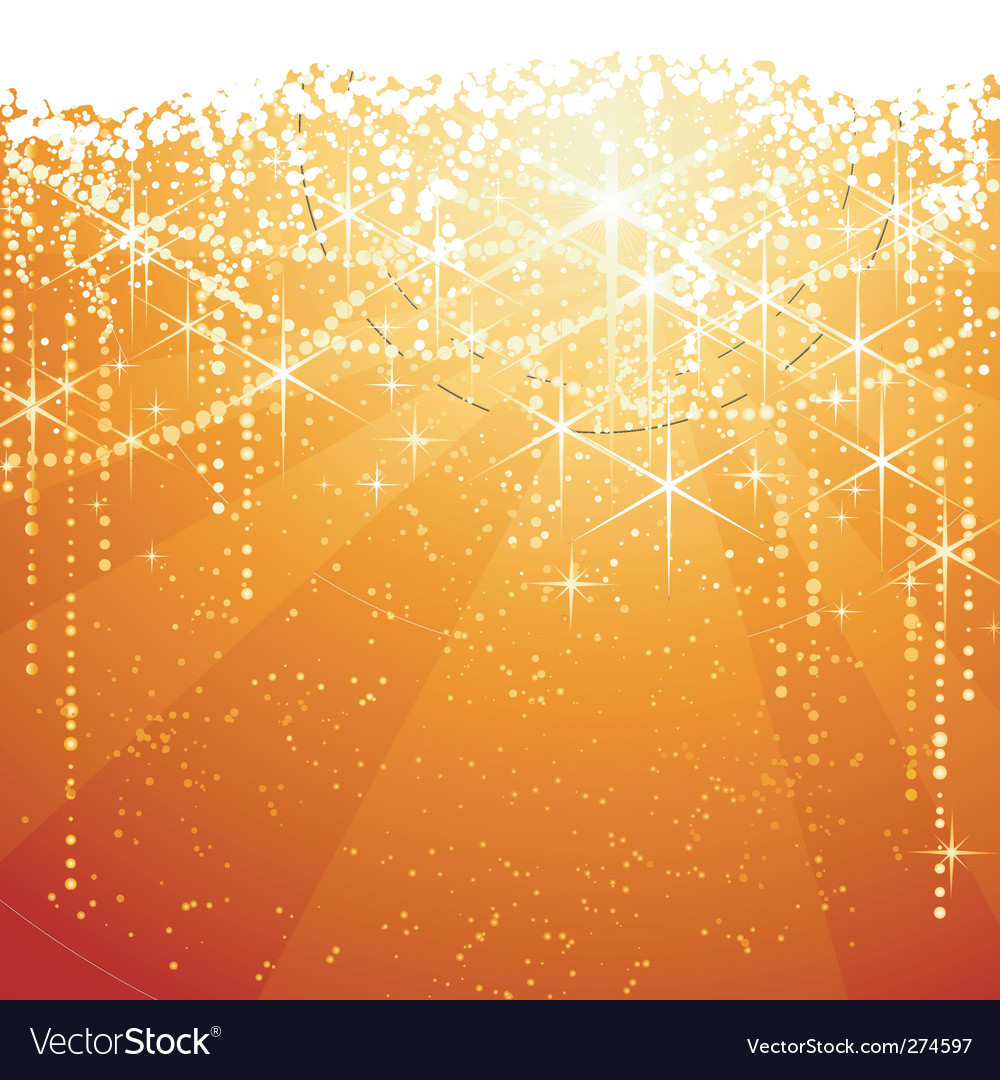 Christmas sparkle background vector | Price: 1 Credit (USD $1)