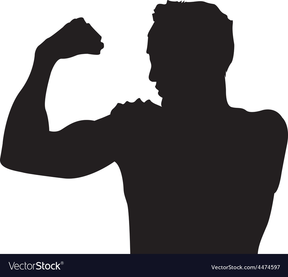 Muscle vector | Price: 1 Credit (USD $1)
