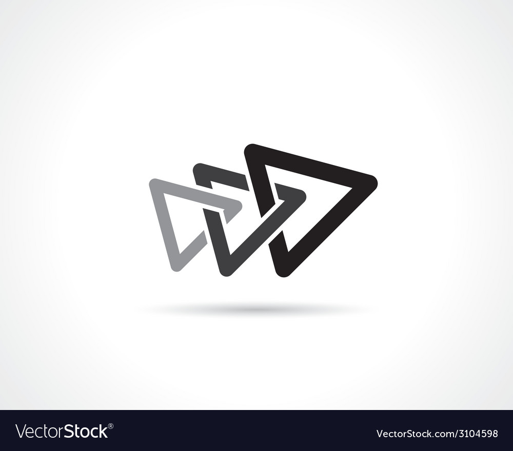 Arrow symbol vector | Price: 1 Credit (USD $1)