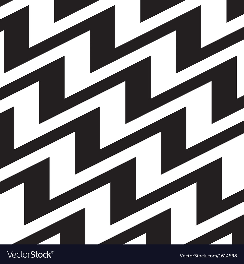 Chevron background black white vector | Price: 1 Credit (USD $1)
