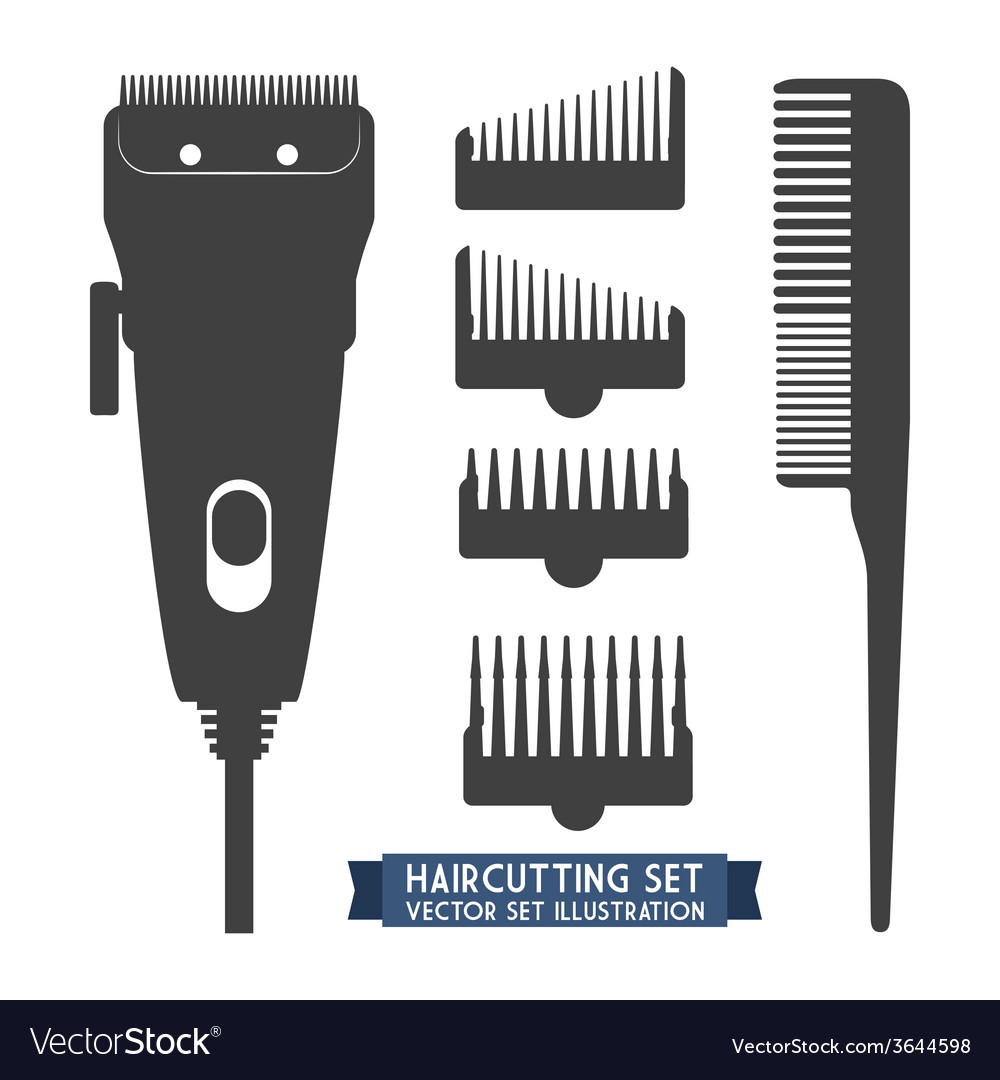 Hairdressing vector | Price: 1 Credit (USD $1)