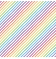Retro seamless pattern with diagonal painted vector