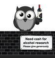 Drink research vector