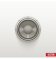 Icon light load speaker symbol of sound vector