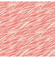 Seamless pattern with abstract linear grunge vector