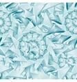 Seamless ice pattern  eps 10 vector
