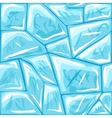 Ice seamless pattern vector