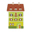 City house vector