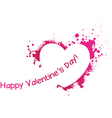 Valentine day symbol vector