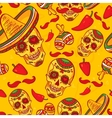 Cinco de mayo seamless pattern vector