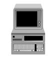 Data processor vector
