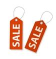 Retro sale labels set vector