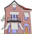 House 3 vector
