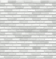 White brick seamless texture vector