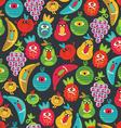 Fruit wallpaper vector