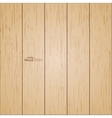 Background of wooden boards vector