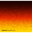 Abstract background using germany flag colors vector