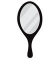 Round mirror vector