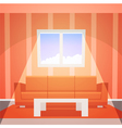 Room with window vector