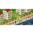 Isometric projection vector