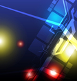 Hi tech abstract background vector