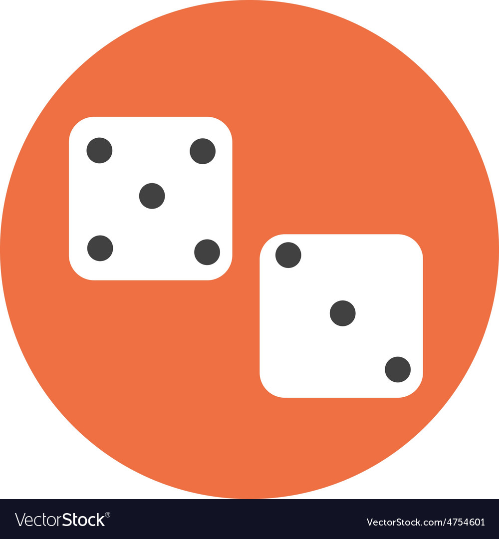 Dices vector | Price: 1 Credit (USD $1)