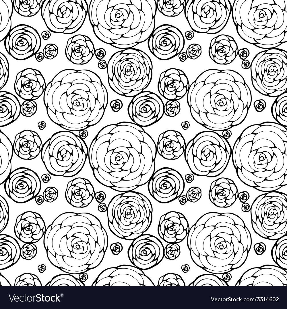Lacy seamless pattern vector | Price: 1 Credit (USD $1)