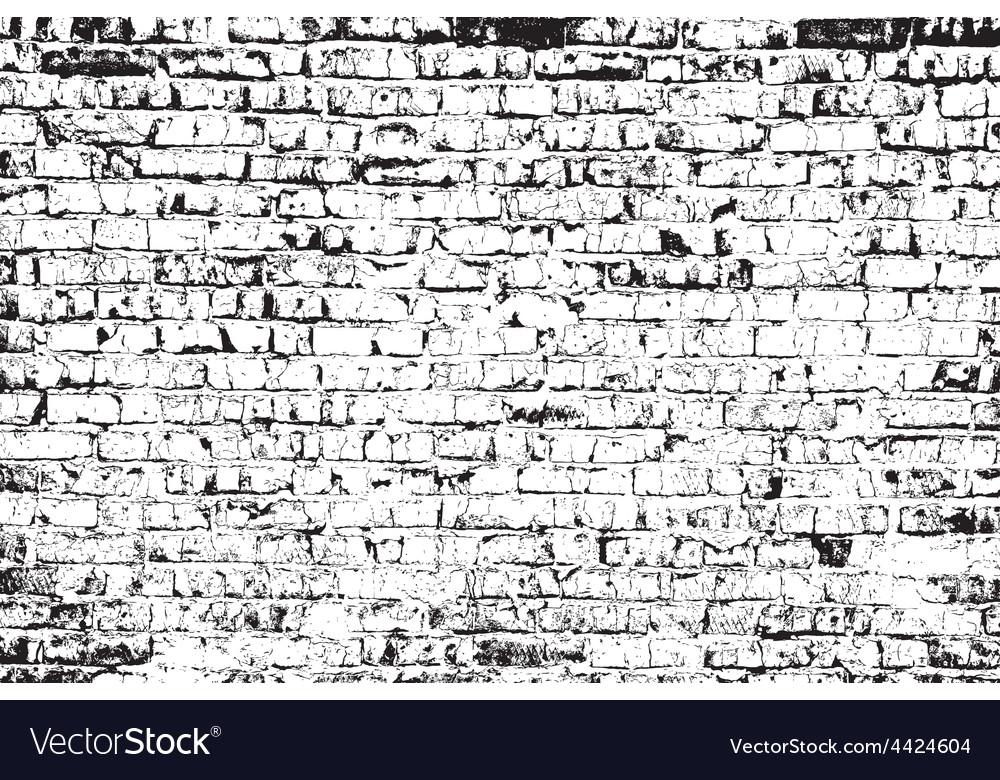 Old brickwall vector | Price: 1 Credit (USD $1)