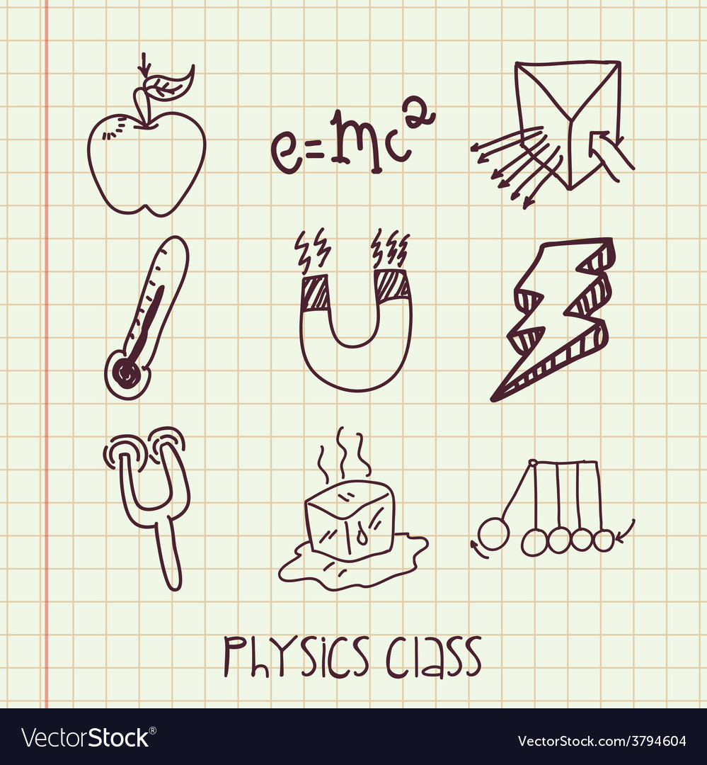 Physics class vector | Price: 1 Credit (USD $1)