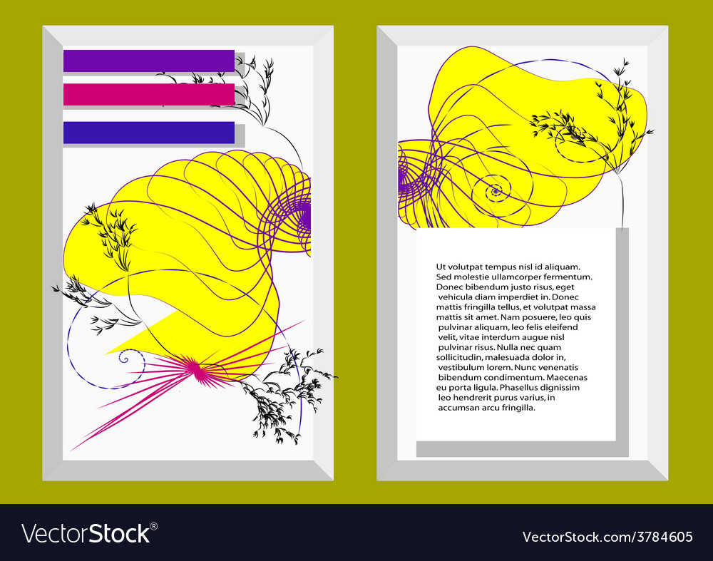 Abstract template4 vector | Price: 1 Credit (USD $1)