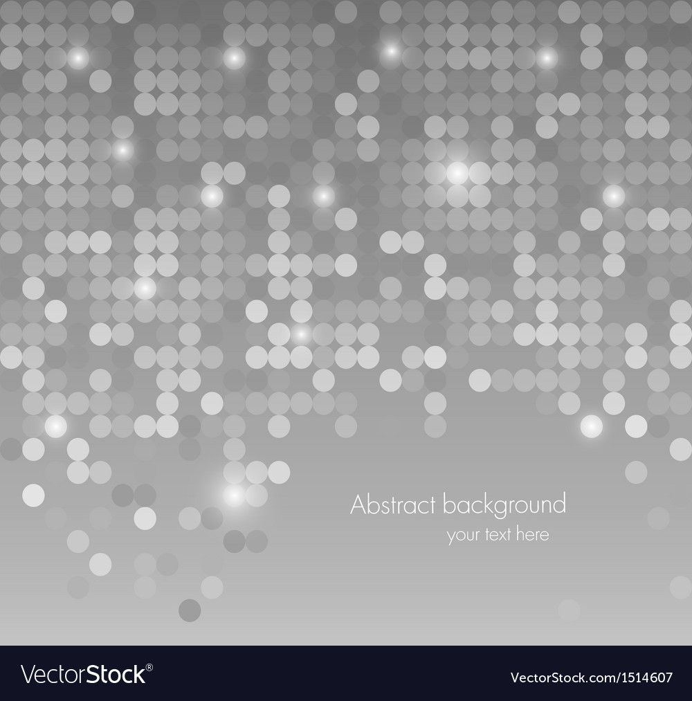 Abstract background with dots vector | Price: 1 Credit (USD $1)