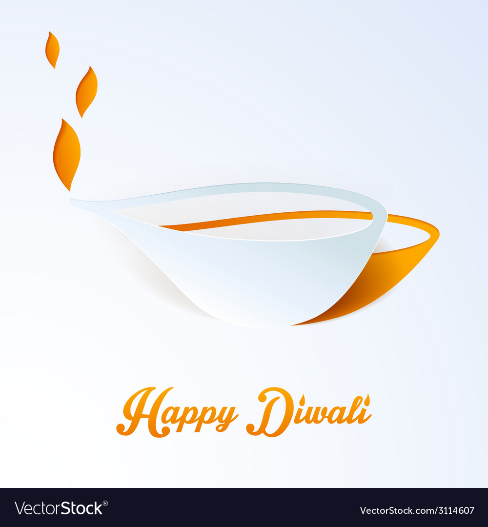 Happy diwali vector | Price: 1 Credit (USD $1)