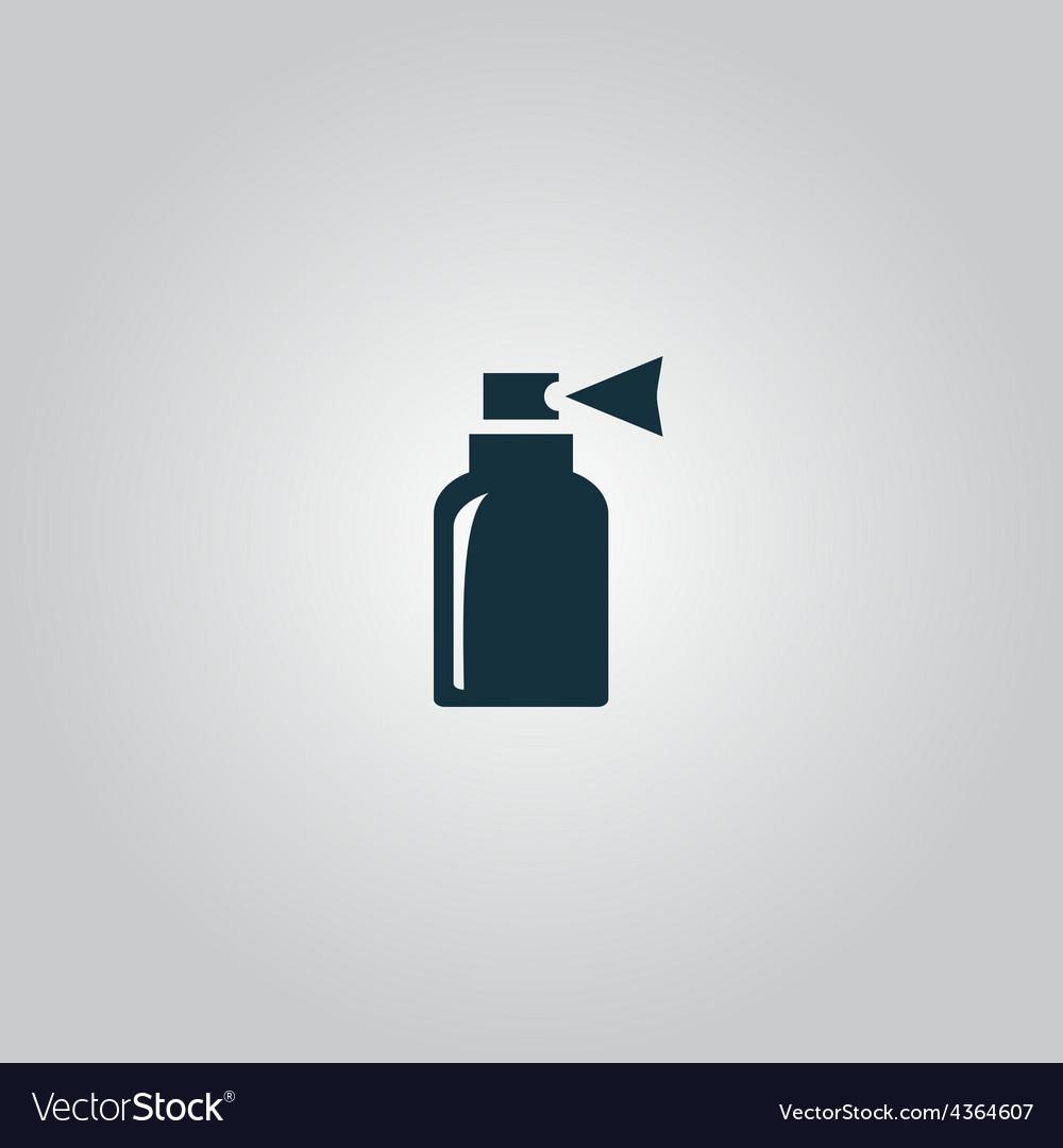 Spray icon vector | Price: 1 Credit (USD $1)