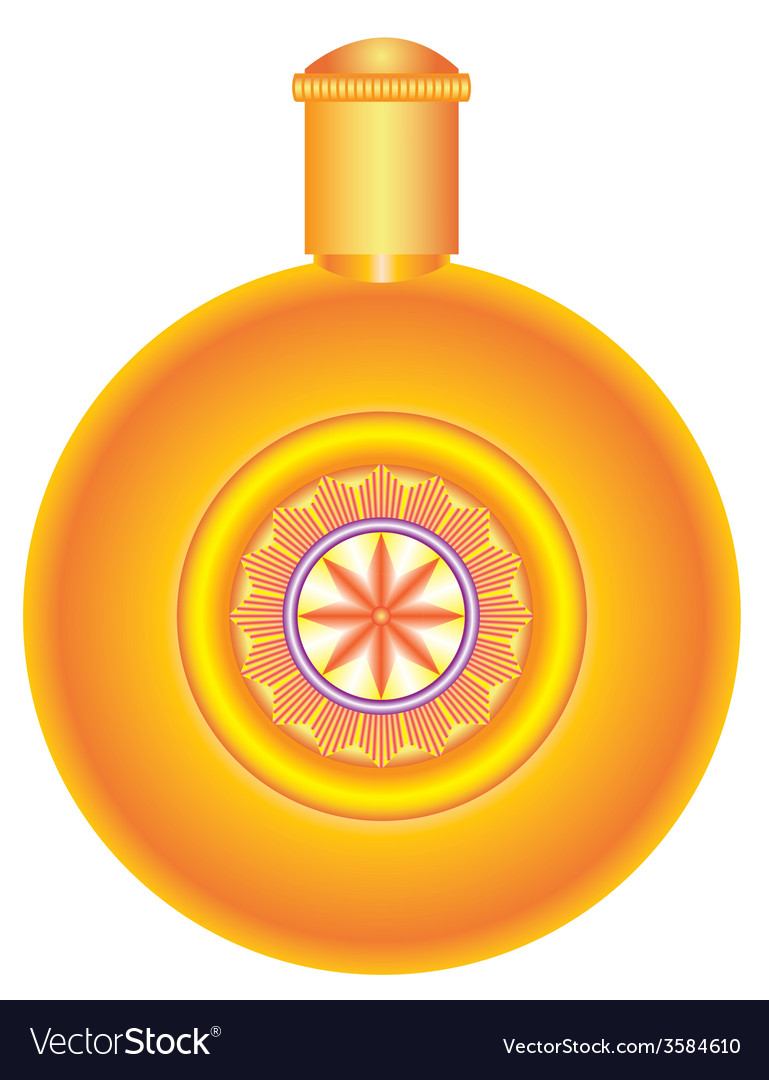 Round flask vector | Price: 1 Credit (USD $1)