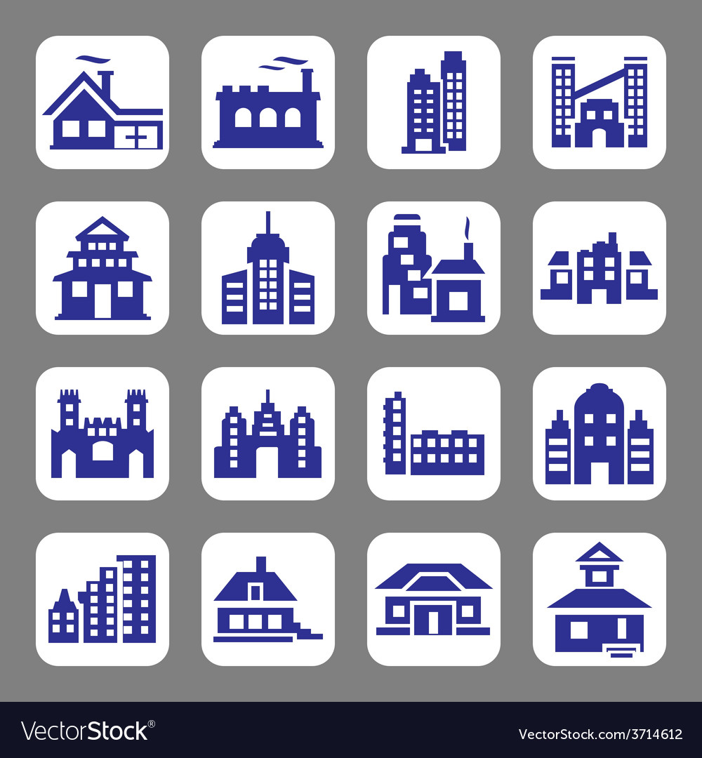 Buildings2 vector | Price: 1 Credit (USD $1)