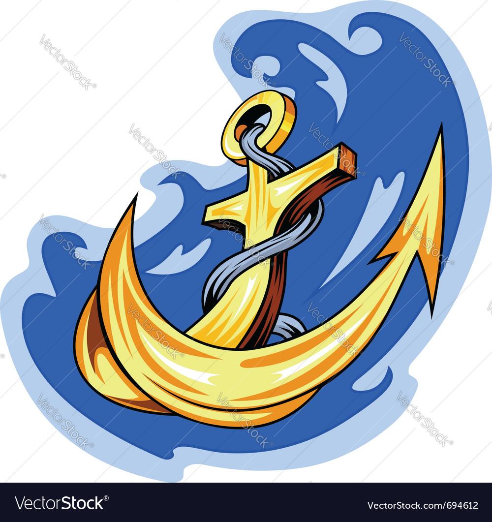 Sailor tattoo vector | Price: 1 Credit (USD $1)