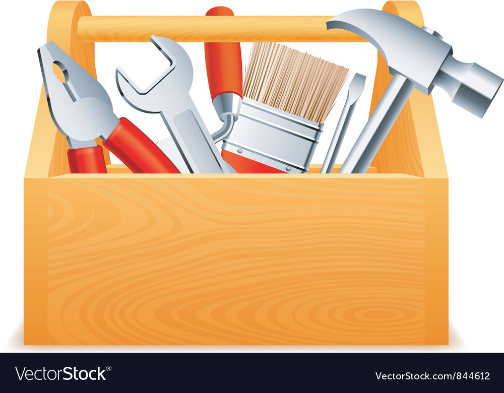 Toolbox vector | Price: 1 Credit (USD $1)