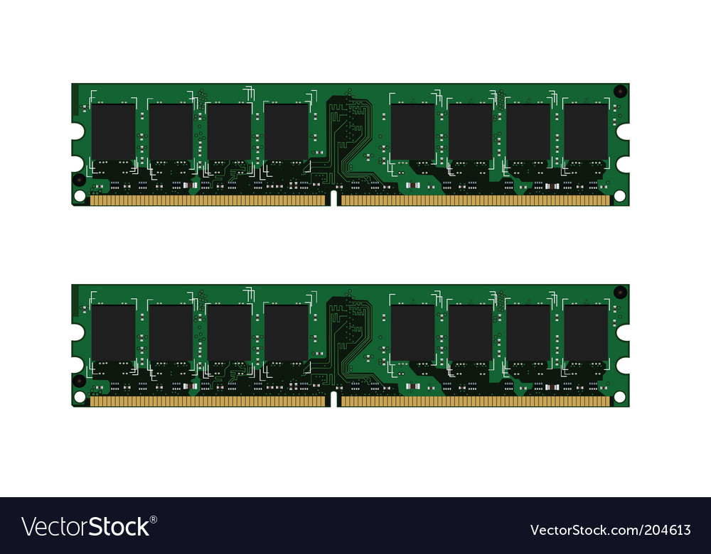 Computer chips vector   Price: 1 Credit (USD $1)