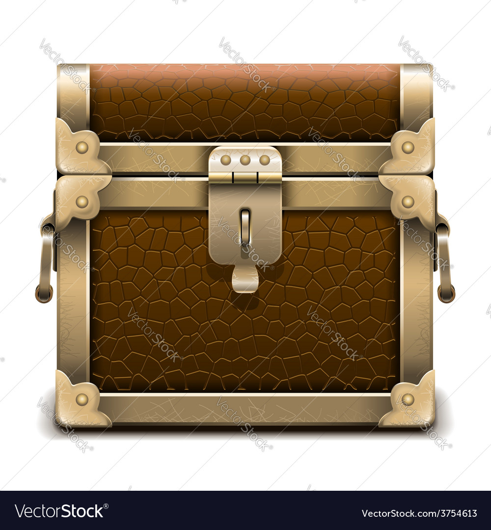 Pirate chest vector | Price: 3 Credit (USD $3)
