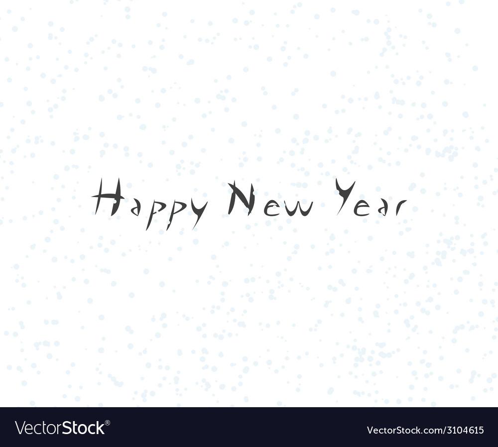 Happy new year vector   Price: 1 Credit (USD $1)