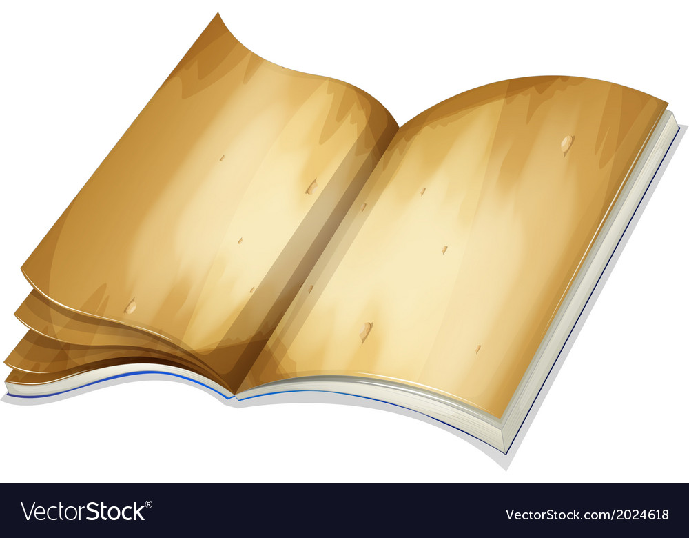An old book vector   Price: 1 Credit (USD $1)