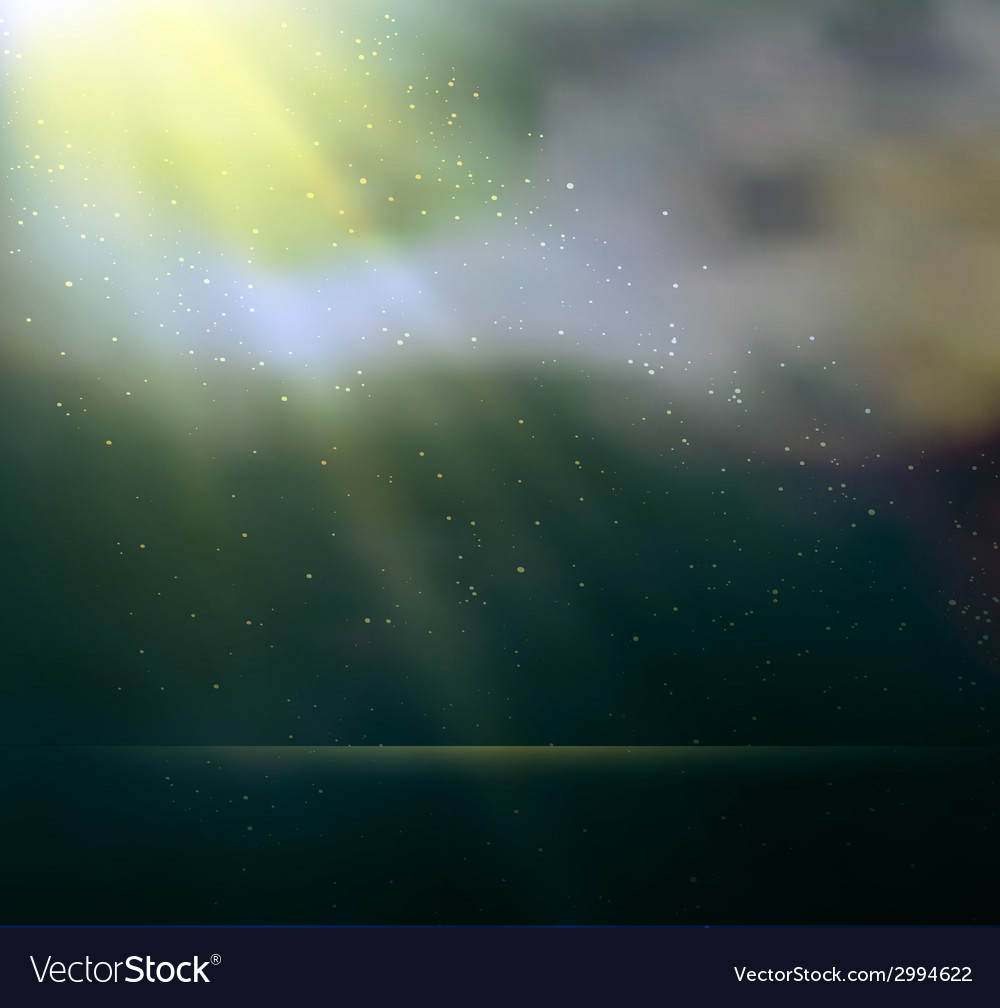 Abstract magic light background vector | Price: 1 Credit (USD $1)