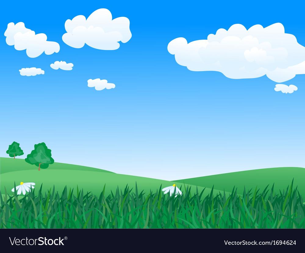 Landscape 1 vector | Price: 1 Credit (USD $1)