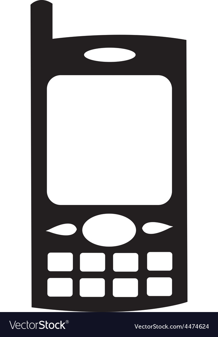 Mobile vector | Price: 1 Credit (USD $1)