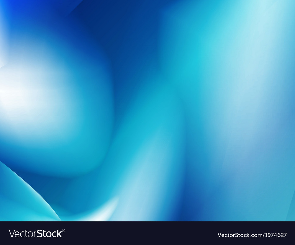 Blue abstract composition vector | Price: 1 Credit (USD $1)