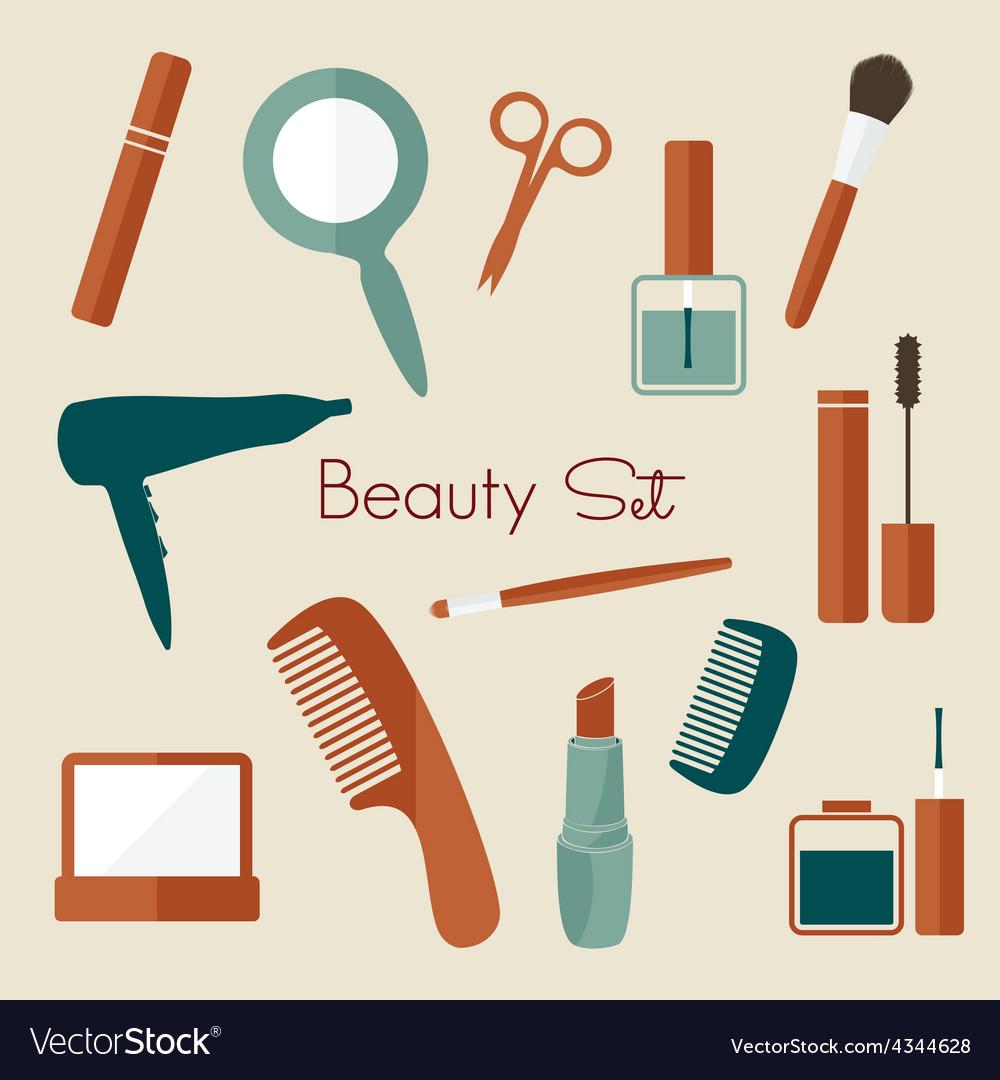 Make up set1 resize vector | Price: 1 Credit (USD $1)