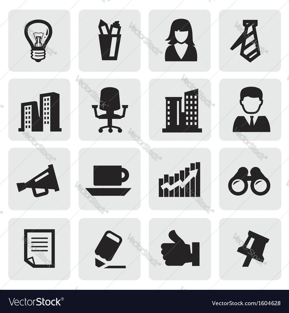Office and business vector | Price: 1 Credit (USD $1)