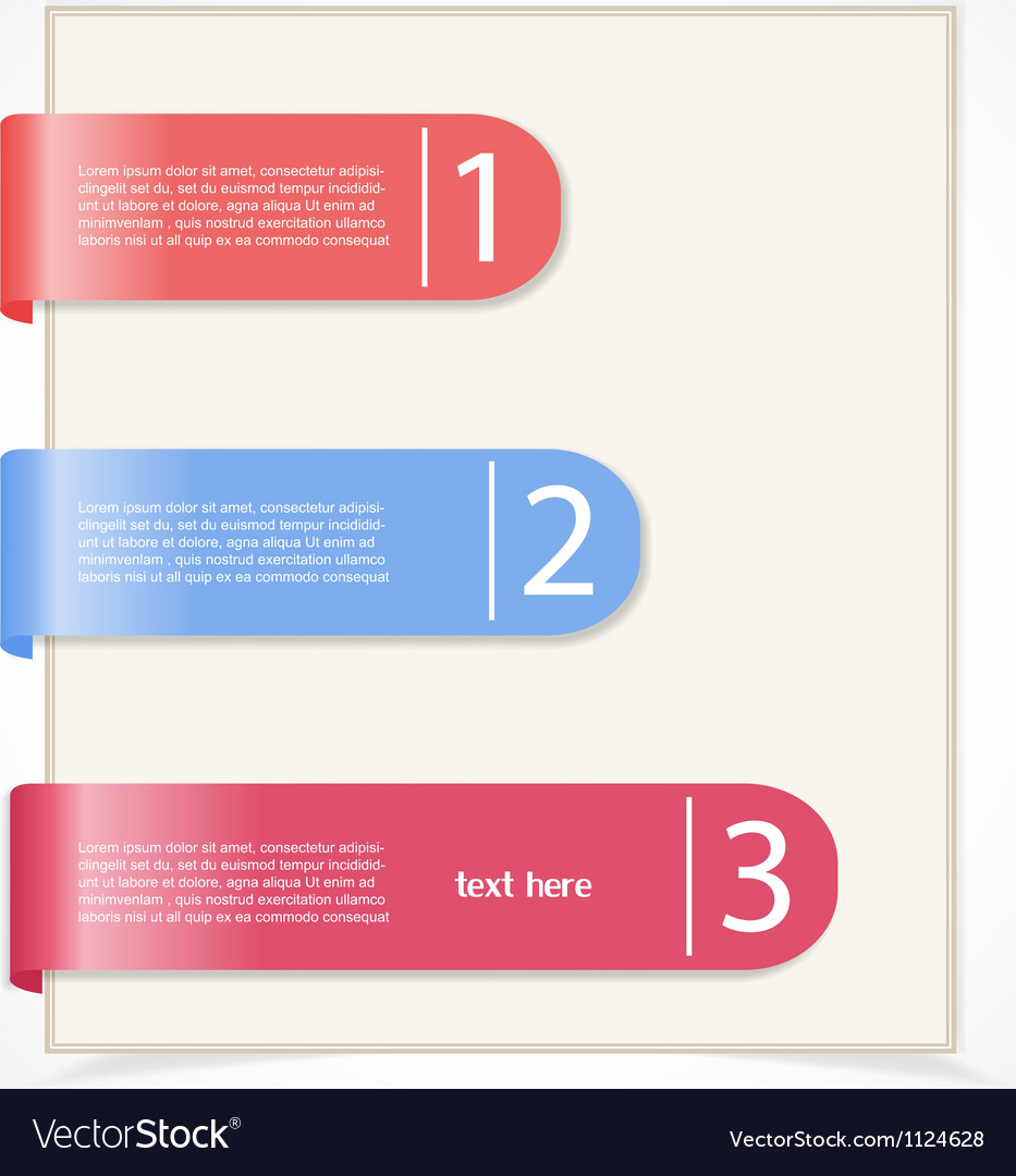 Set of tag labels vector   Price: 1 Credit (USD $1)