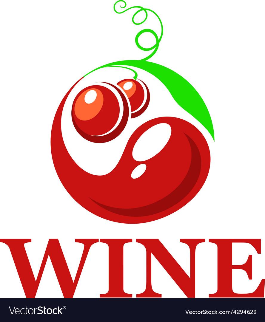 Wine vector | Price: 1 Credit (USD $1)